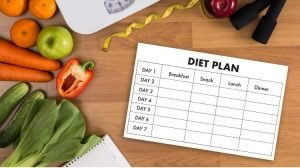 Meal Plan for Female Weight Loss and Building Muscle