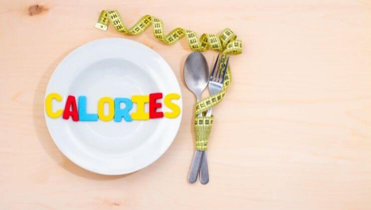 The Recommended Calorie Deficit