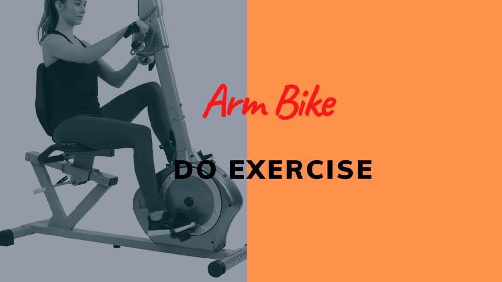 7 Benefits of an Arm Bike Workout