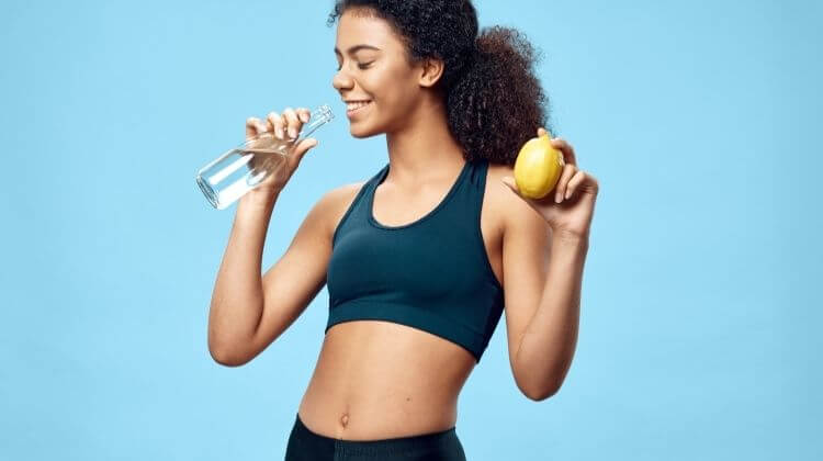 Benefits of Drinking Lemon Water Before Bed