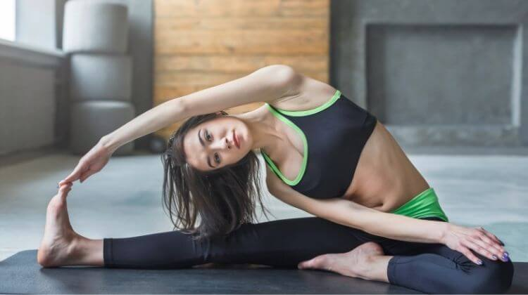 Benefits of doing Knee Stretches