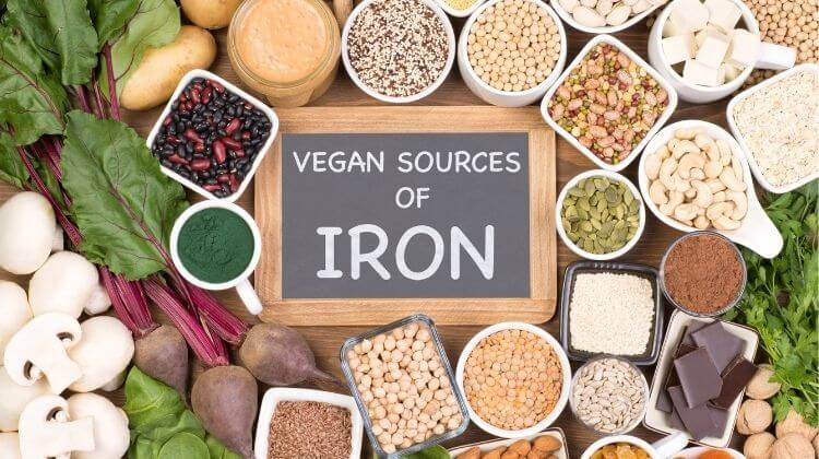 Add Iron to Your Diet