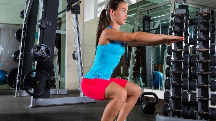 Air Squat Exercises