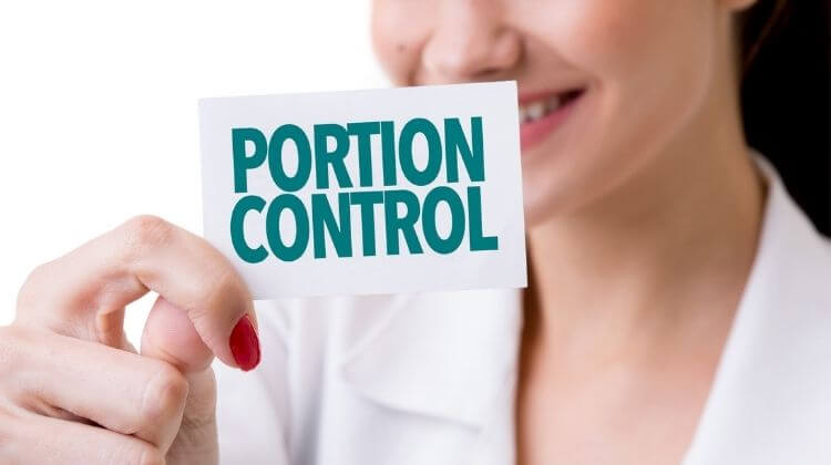 Control Your Hunger and Cut Down Your Portions