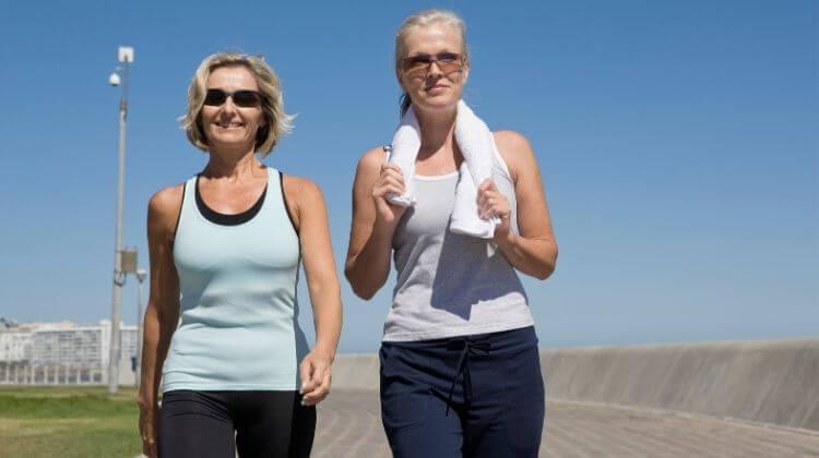 Does Walking Burn Belly Fat