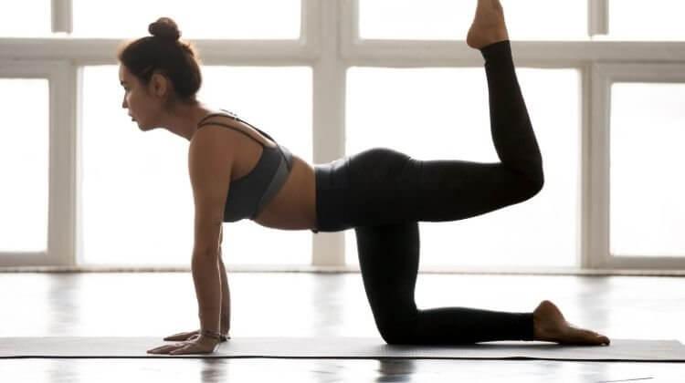 How to do Donkey Kicks exercise