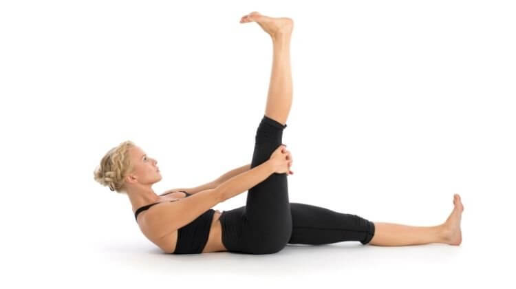 How to do Hamstring stretch