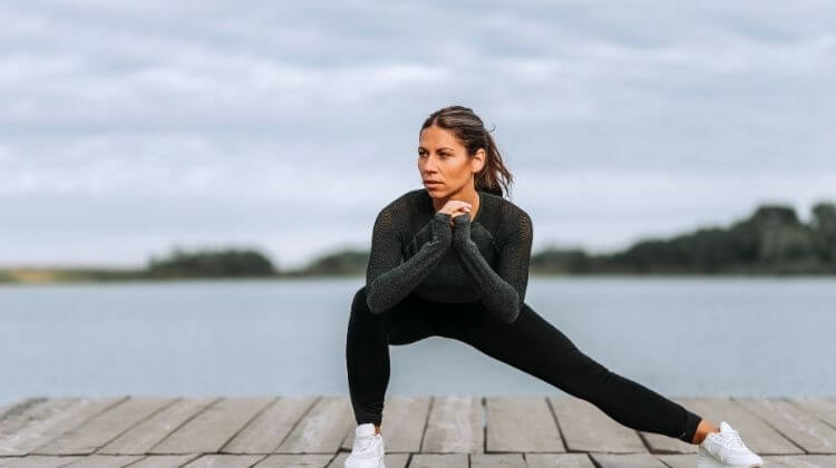 How to do Side Lunges exercise
