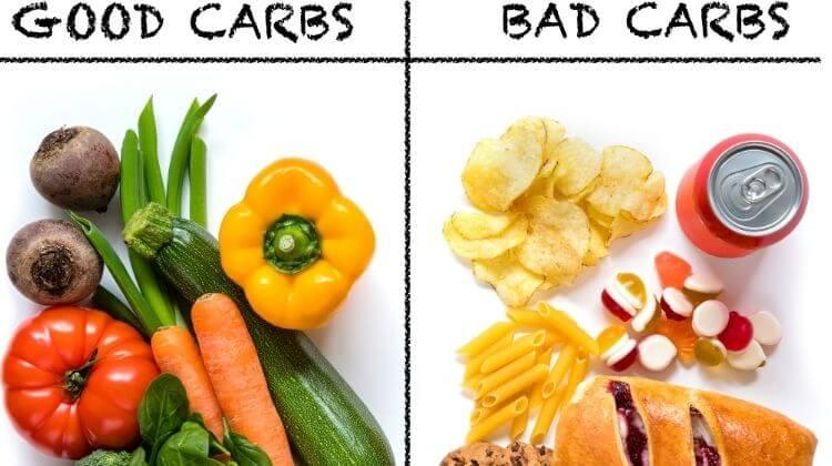Reduce Carb Intake