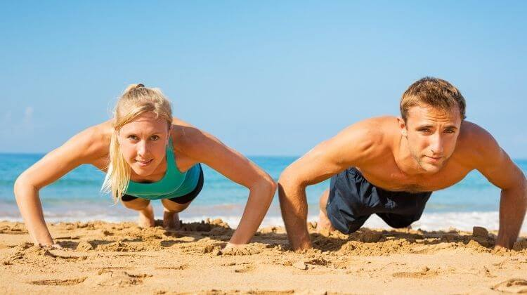 What Push ups Do To Your Body