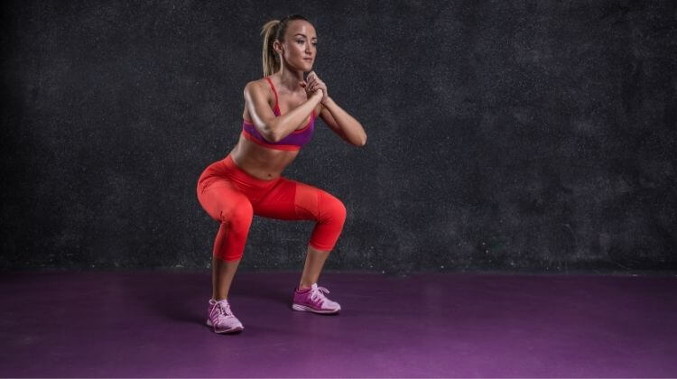 Air Squats-How to do