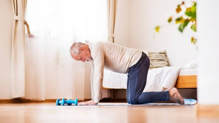 How Can I Strengthen My Core Muscles At Home