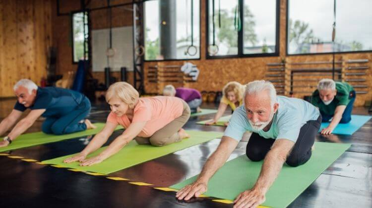 How Core Strength Training Is Important for Seniors
