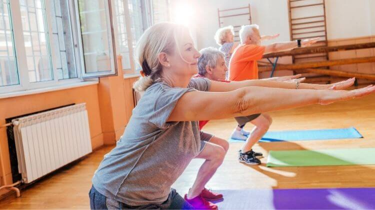 The Benefits Of Core Strength Training For Old Adults