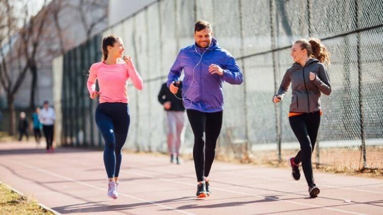 Start By Running