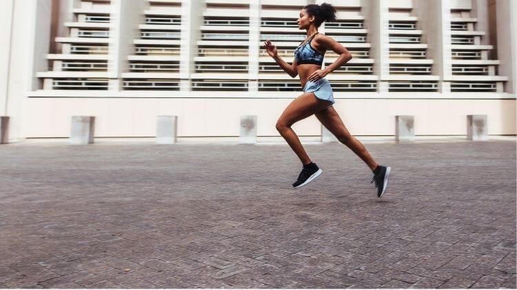 Sticking to Running