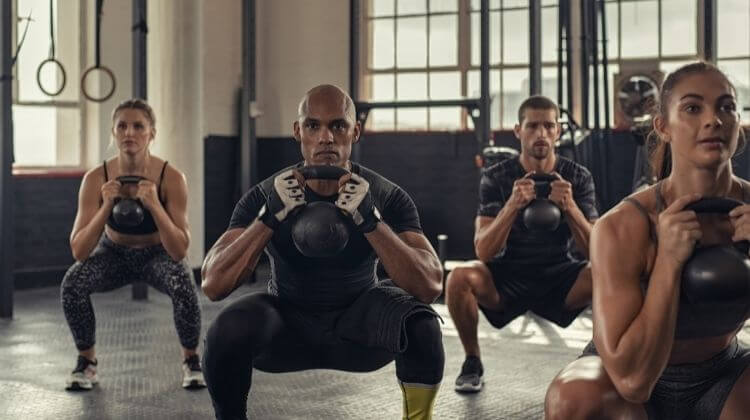 What Goblet Squat Muscles Worked